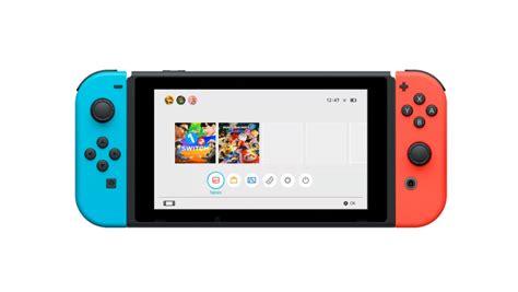 console switch nintendo donne de nouveaux d 233 tails sur la switch sa