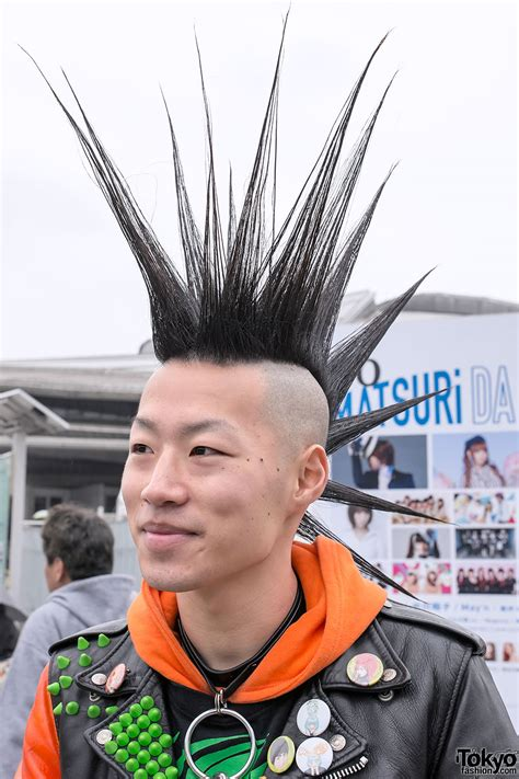 swag hairstyles 2015 mens tall mohawk hairstyle in tokyo tokyo fashion news