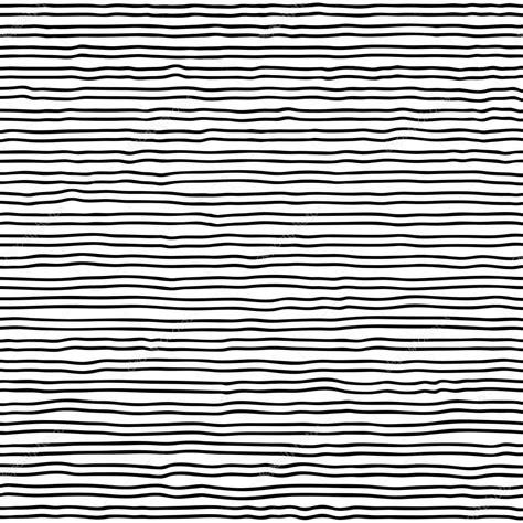 line pattern hand drawn black hand drawn lines vector illustration stock