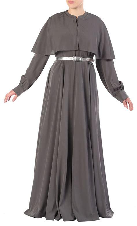 cape styles designer cape style belted abaya