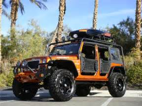 Pictures Of Custom Jeeps 2011 Jeep Wrangler Custom Suv 152027