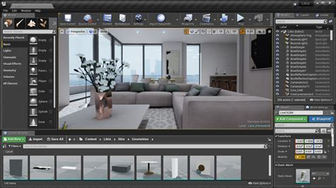 epic games unveils unreal studio  lifts lid  sketchup