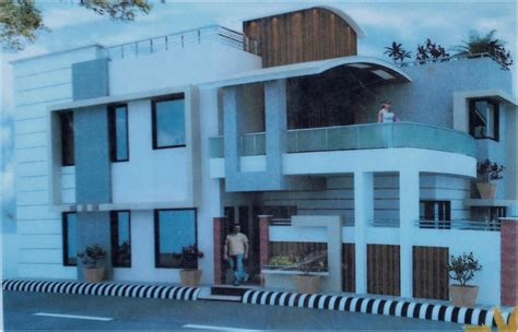 different designs of front elevations views houses plans modern elevation design front house view gharexpert