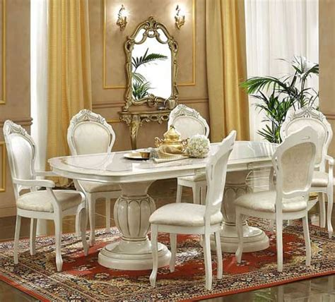 italian dining room italian white dining room furniture home furniture