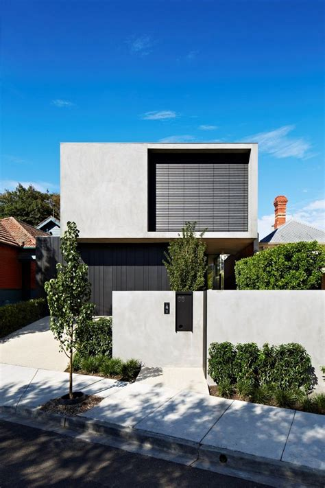 contemporary australian home architecture on yarra river fortress exterior reveals open interiors surrounding