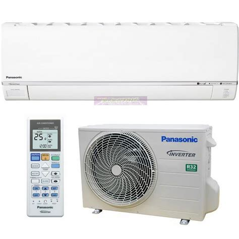 Ac Panasonic Nanoe G air conditioner split system inverter cycle