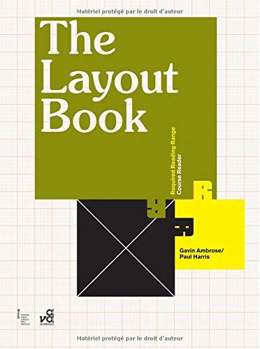 the layout book gavin ambrose pdf the layout book required reading range 9782940373536