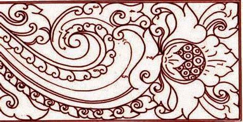 Talenan Plastik 3 Dimensi Motif Buah Kecil motif ukiran tradisional jawa adjie kuswanto