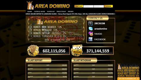area domino agen poker agen domino  situs poker  terpercaya  situs poker