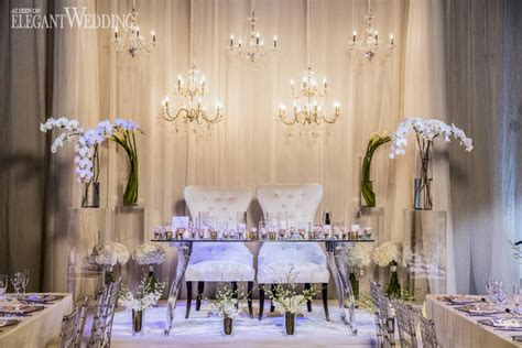 ivory and silver wedding elegantwedding ca
