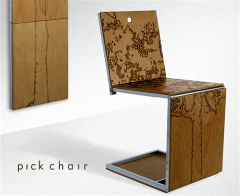 wall chair yanko design