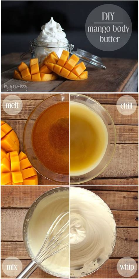 Bodybuter Mango mango butter recipe tips and products