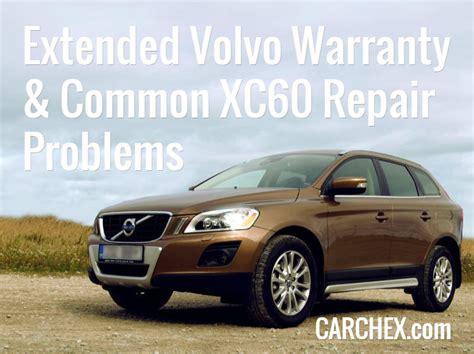 extended volvo warranty common xc repair problems