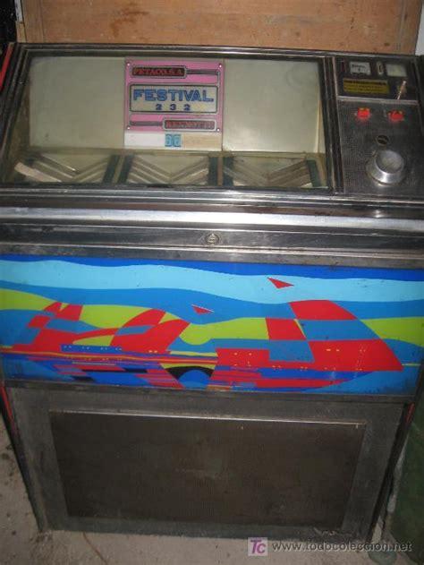 Mil Anuncioscom Anuncios De Maquina Discos Antigua | antigua m 225 quina de discos petaco s l festival comprar