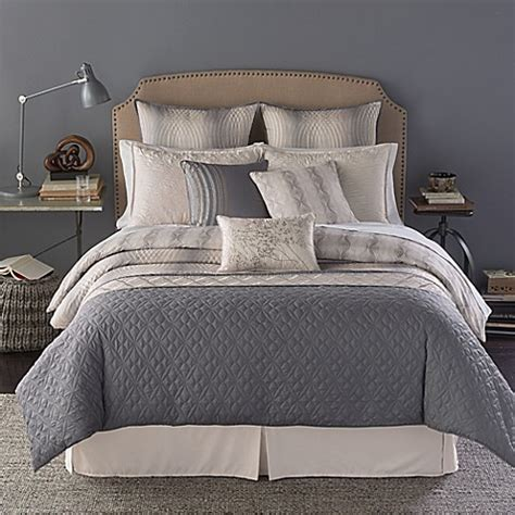 bryan keith bedding buy bryan keith sahara 9 piece full reversible comforter set in sand from bed bath