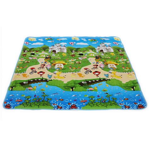 Baby Safe Rugs by 150 180cm Baby Toys Faced Foam Play Mat Floor Rug