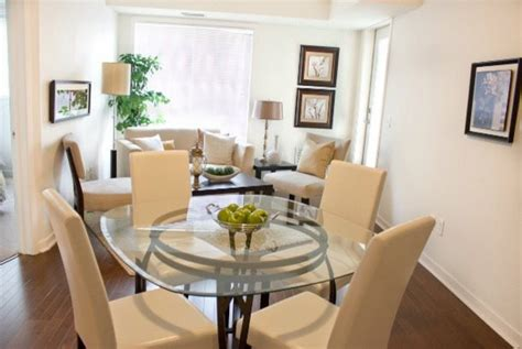 Condo Dining Room Ideas by Dayspring Brton Condo Living And Dining Room