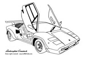 cars coloring pages free coloring pages of cars