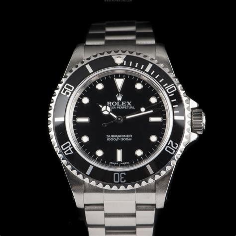 Rolex Submariner No date Ref.: 14060M   40mm   MD Watches