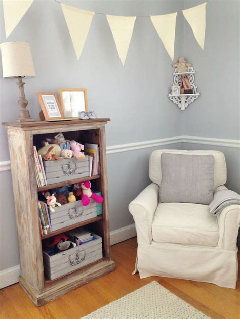 adele lou s soft grey and pale pink nursery