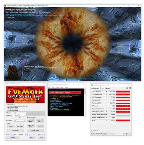 gpu test furmark 1 18 0 released updated v1 18 2 0 geeks3d
