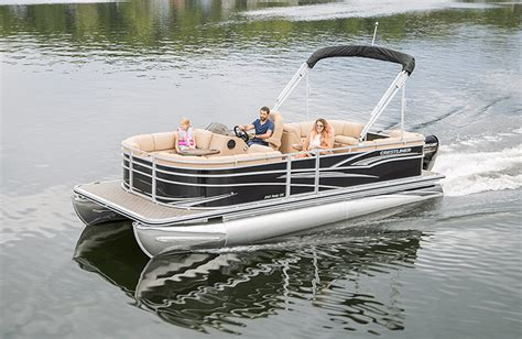 best pontoon boats of 2017 boats - Best Small Pontoon Boats 2017