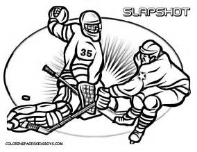 hockey coloring pages free nhl logo coloring pages