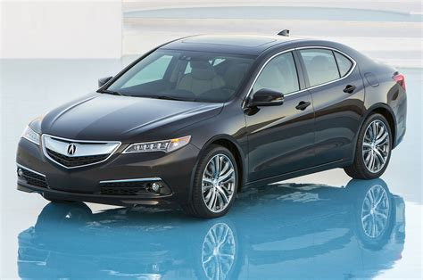 2015 acura tlx front side above view photo 14