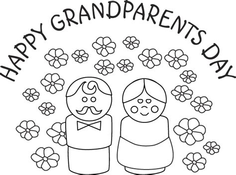 coloring page for grandparents day grandparents day coloring pages coloring book coloring
