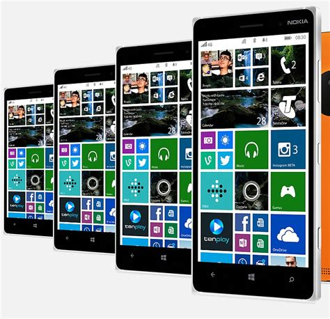 lumia 430 640 640 xl 888 windows 10 windows 10 technical preview for phones build 10051
