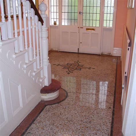 What is Terrazzo flooring?   Surveyor's Notebook