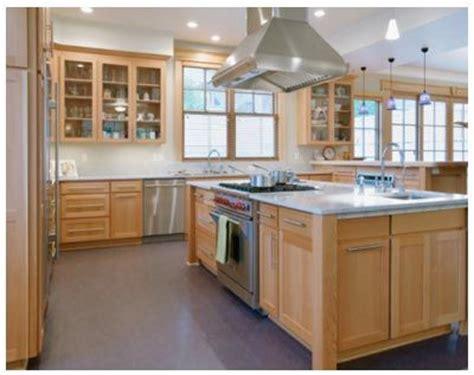 natural maple kitchen cabinet ideas kitchen remodeling 1 natural maple kitchen cabinets gpsolutionsusa com