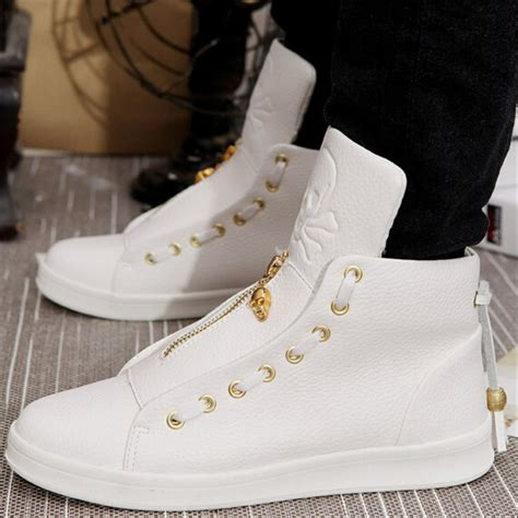 mens white high top sneakers hi top sneakers mens 28 images gucci hi top lace up