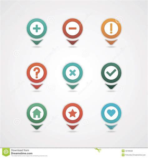 does eps format support transparency mapping pins icon stock vector image 42796528