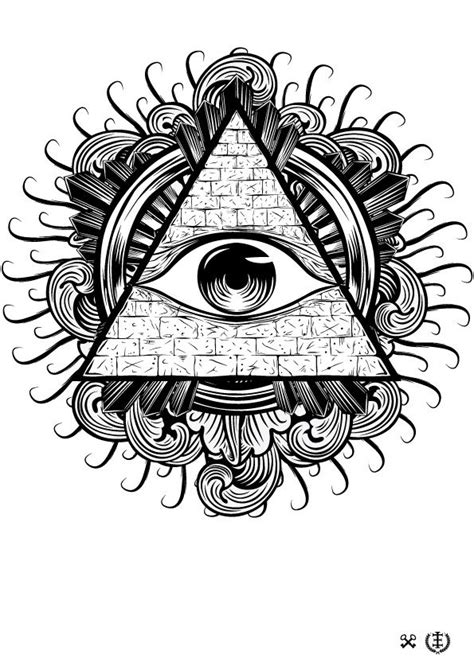 tattoo mandala illuminati 72 best all seeing eye images on pinterest eyes all