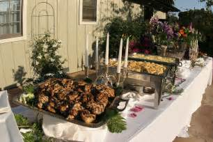 barbecue wedding reception ideas services for kosher
