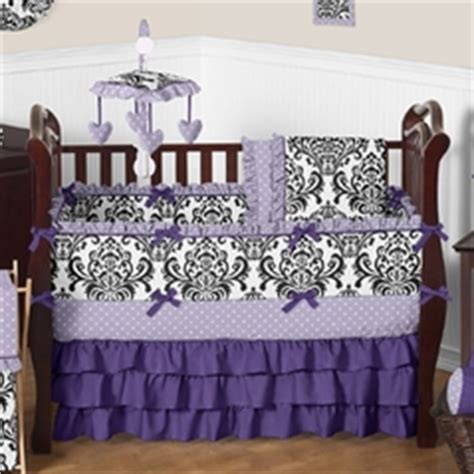 purple and black crib bedding purple baby bedding purple crib bedding sets sweet
