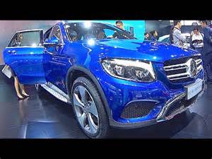 new mercedes glc300 2016, 2017 luxury suv interior