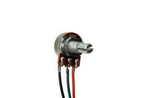where is a variable resistor used wire a potentiometer as a variable resistor all