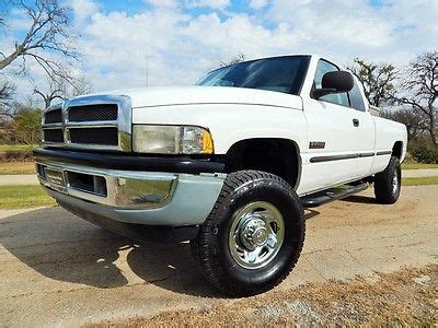 how to sell used cars 1999 dodge ram 1500 free book repair manuals 1999 dodge 2500 4x4 cars for sale
