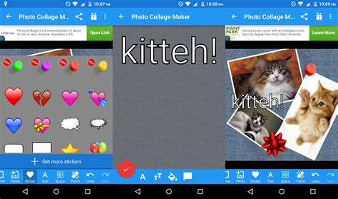 best photo collage app for android the best android picture collage apps