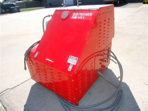 Mixer Qmax premier qm 10 qmax horizontal supermill 50hp motor at