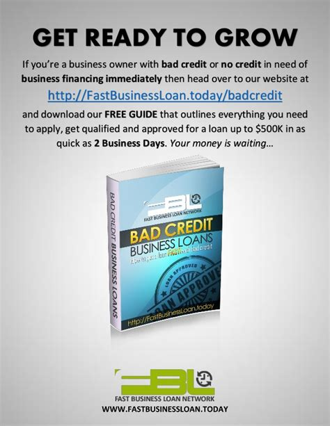 get business loan for bad credit apply and how to get a business loan with bad credit