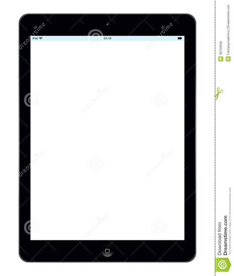 apple ipad air editorial stock photo image of icon