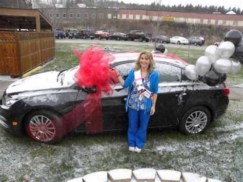 Perfect Attendance Car Giveaway - car giveaway at chris jensen boosts morale and attendance marycrest assisted