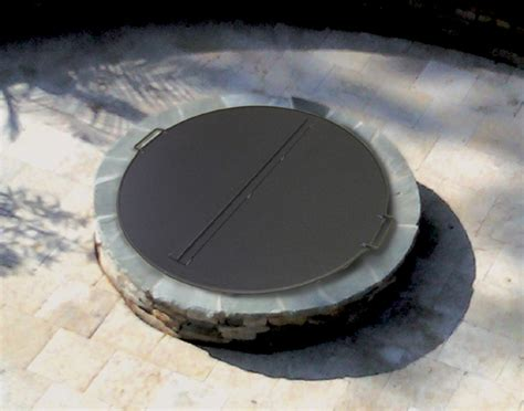 Firepit Lid Square Or Pit Snuffer Smoke N 174 Home Of Xtreme Bbq 174