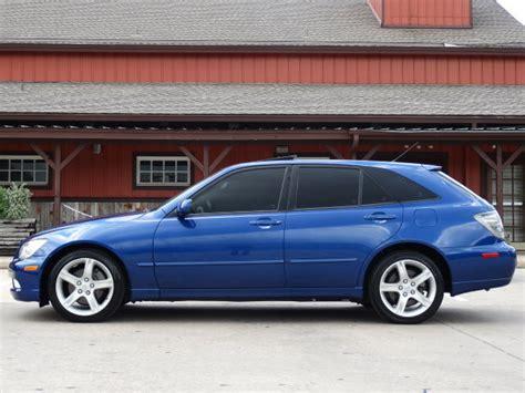 lexus is300 wagon for sale 2002 lexus is300 sportcross wagon low clean