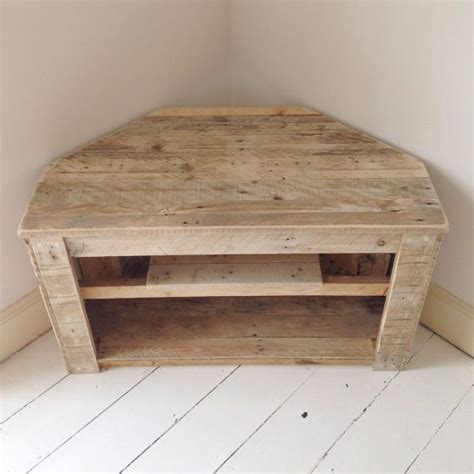 corner table tv stand best 25 recycled wood ideas on recycled wood