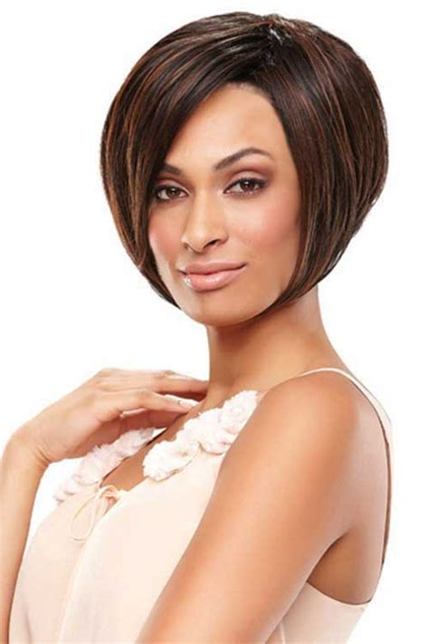 Angled Hairstyles by 20 Best Angled Bob Hairstyles Hairstyles 2017