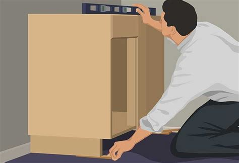 how to put up kitchen cabinets how to put up kitchen cabinets house planning how to set